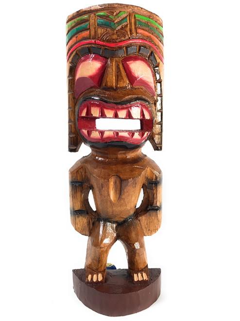 "Big Kahuna Tiki Statue 12"" - Tiki Trophies | #bag15027f30"