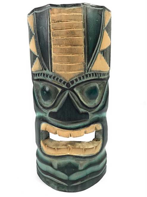 "Ocean/Fishing Tiki Mask 12"" - Hawaiian Decor | #dpt514230"