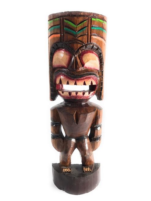 "Big Kahuna Tiki Statue 16"" - Tiki Trophies | #bag15027f40"