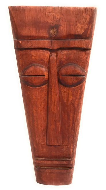 "Papua Tiki Mask 20"" - Tribal Pop Art Modern Tiki | #DPT509150"