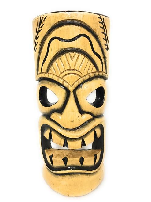"Smokin' Tiki Mask 12"" - Hawaii Pop Art Culture - Island Decor | #dpt514530"