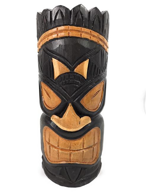 "Winner Tiki Mask 12"" - Hand Carved - Tiki Bar Decor | #dpt514630"