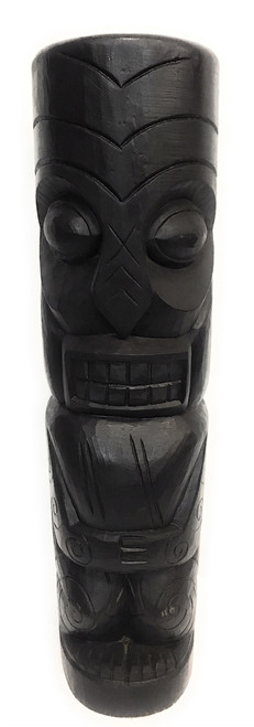 "Easter Island Tiki Totem 40"" - Modern Pop Art Culture 