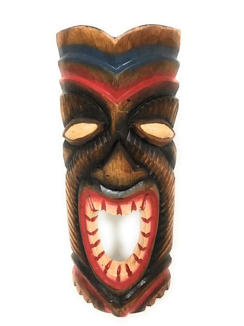 "Laughing Tiki Mask 12"" - Happy Tiki Idol 