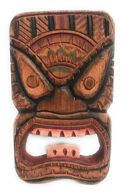 "Winner Tiki Shield Mask 8"" Plaque - Pop Art Culture   #dpt514920"