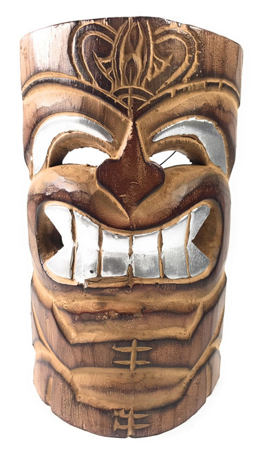 """""""Fury Road"""" Tiki Mask 8"""" - There Must be Only One! 