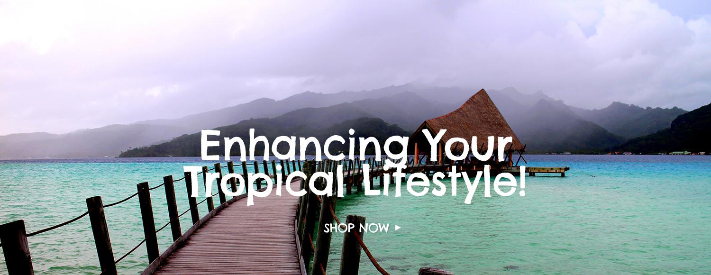 Tikimaster Enhancing Your Tropical Lifestyle