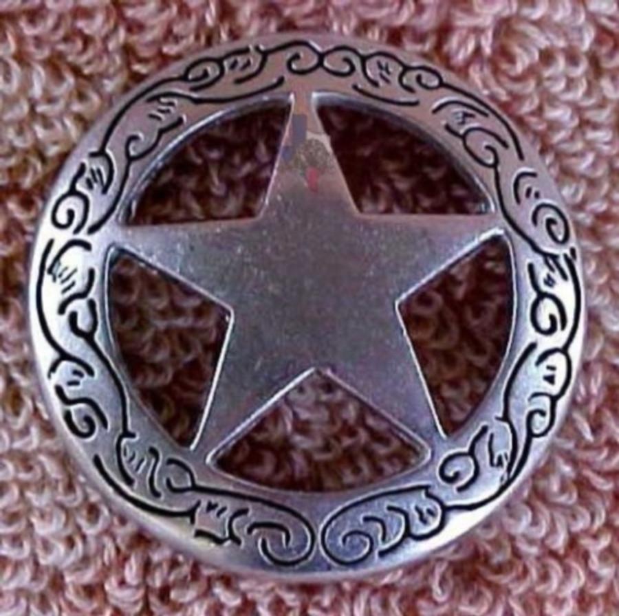 Texas Ranger Star Conchos