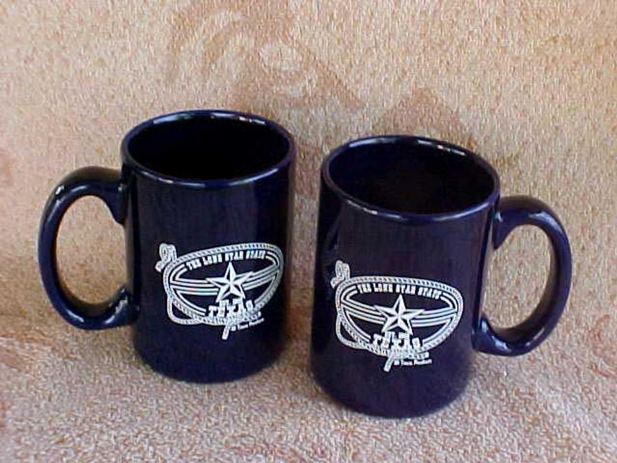Texas Rope Art  Mug TX6023
