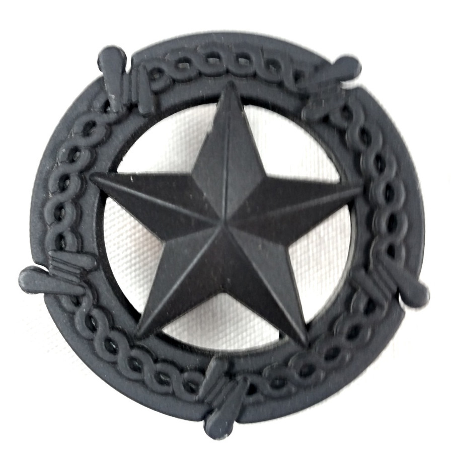 Star & Barbwire Cabinet Knobs