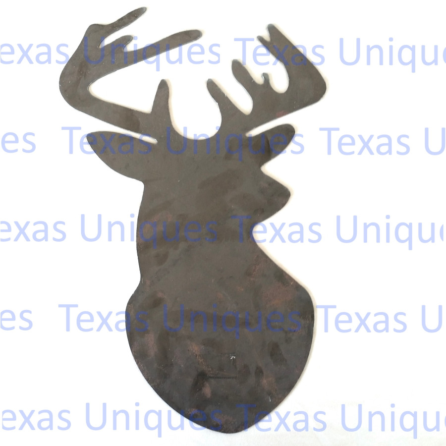 Wildlife Metal Deer Silhouette Cutout