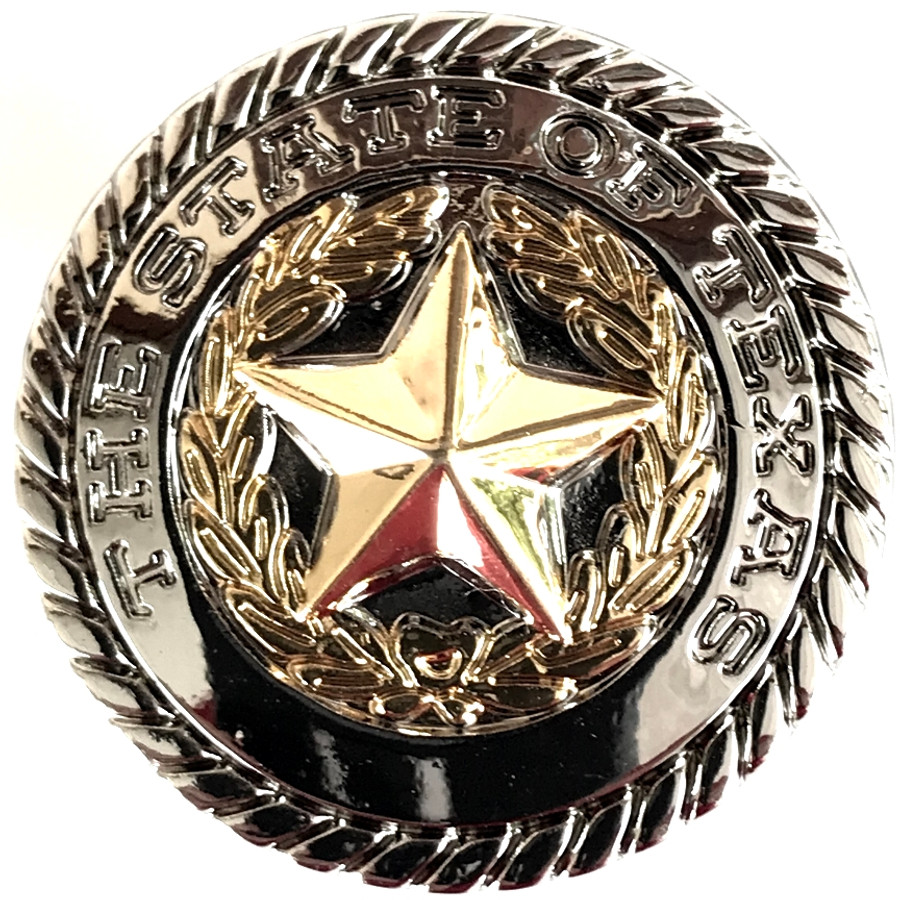 Superieur Texas Seal Cabinet Hardware Knob