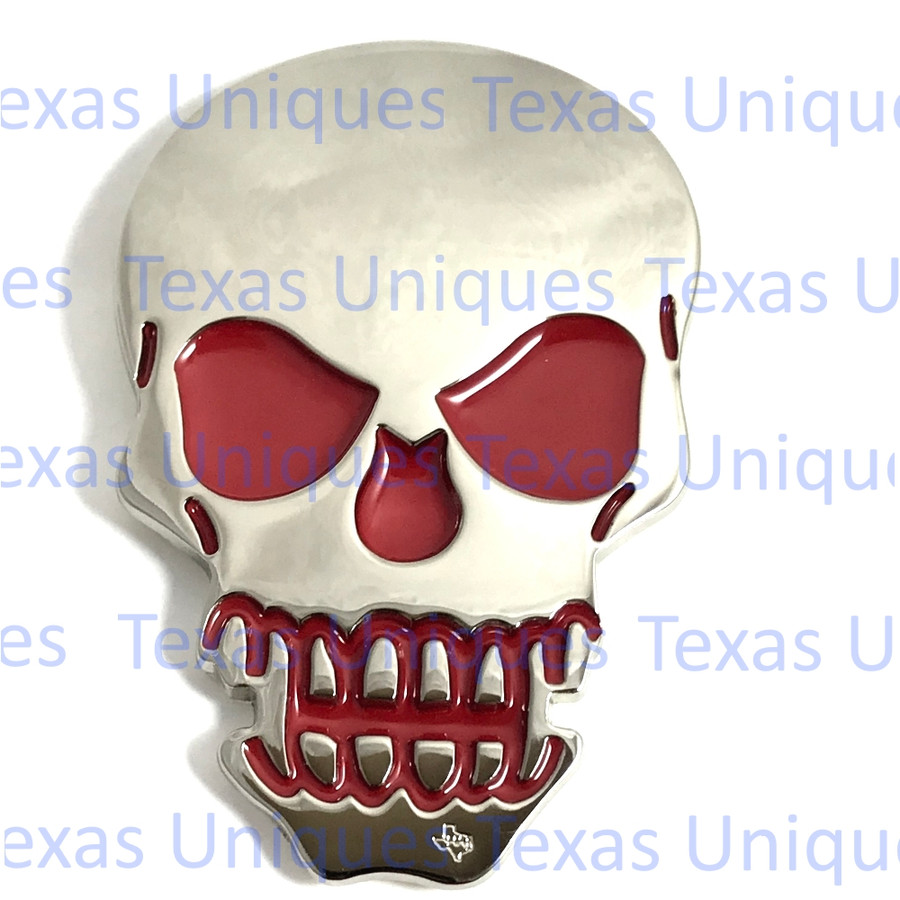 Skull Decal For Motorcycles