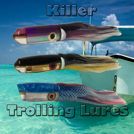Tuna Trolling Lures