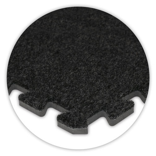 Soft Carpet Charcoal Flooring