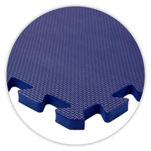 Soft Flooring Navy Blue