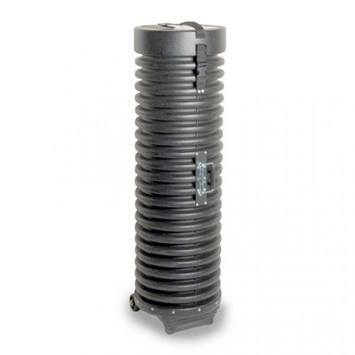 Expand Ribbed Shipping Case with Wheels