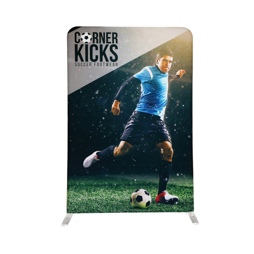EZ Stand 5 Ft. X 7.5 Ft. Single-Sided Graphic Package (WS-EZSTND60X90G1-W)