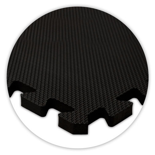 Soft Flooring Black