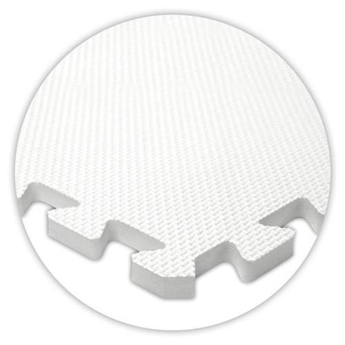 Soft Flooring White