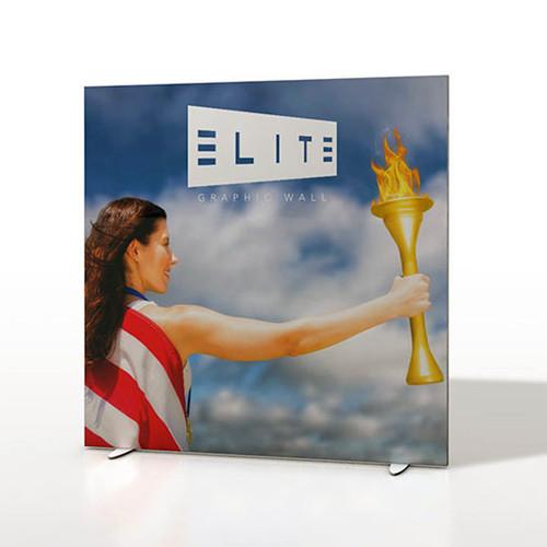 Elite Graphic Wall 6' x 6' Printed Fabric Display