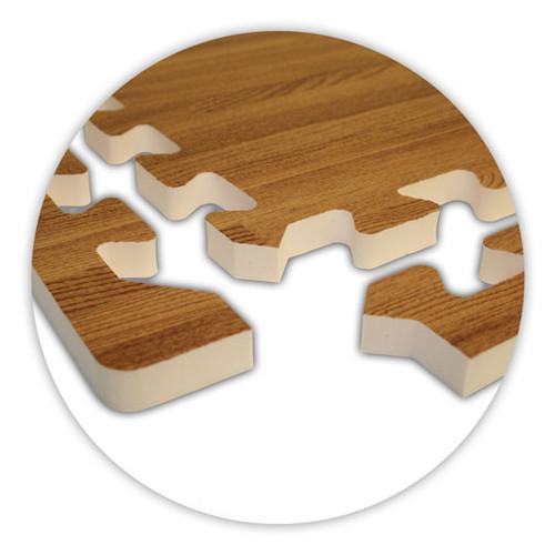 Soft Wood Dark Oak Flooring