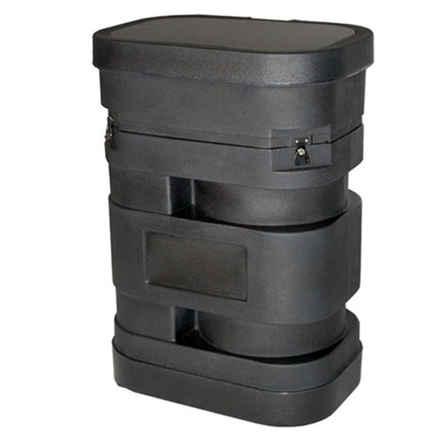 SYNC Hard Case Molded Hard Case with Wheels -Display Shipping Case