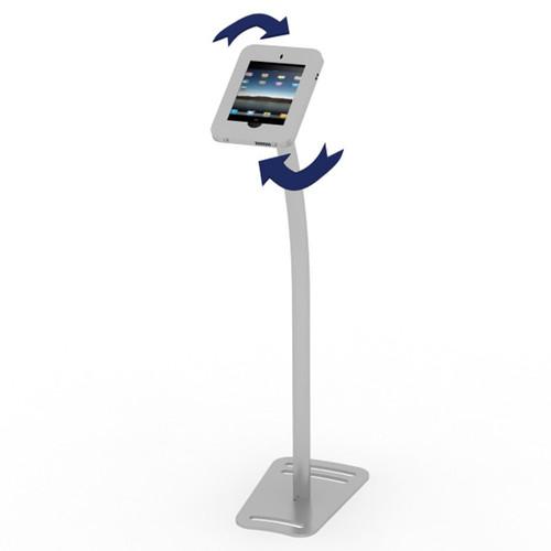 Portable iPad Kiosk Trade Show Stand