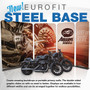 5ft Eurofit Steel Base Wall Kit full-color, double-sided Item 255119
