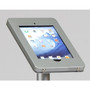 Portable iPad Kiosk MOD-1336 Exclusive Portrait to Landscape Swivel Stop™ Feature