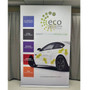 "60"" Retractable Banner Stand 60"" with 96"" Vinyl Graphic"
