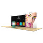 Wave Tube Display 20ft Curved with Graphic Double Sided (WT20C2)