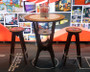 Portable, Brandable Table and Chairs