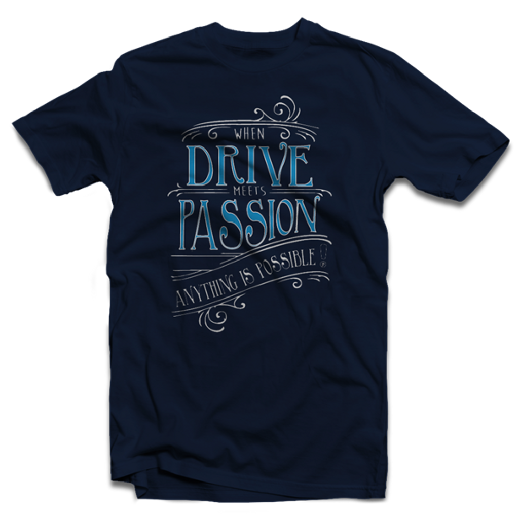 Drive Meets Passion T-Shirt