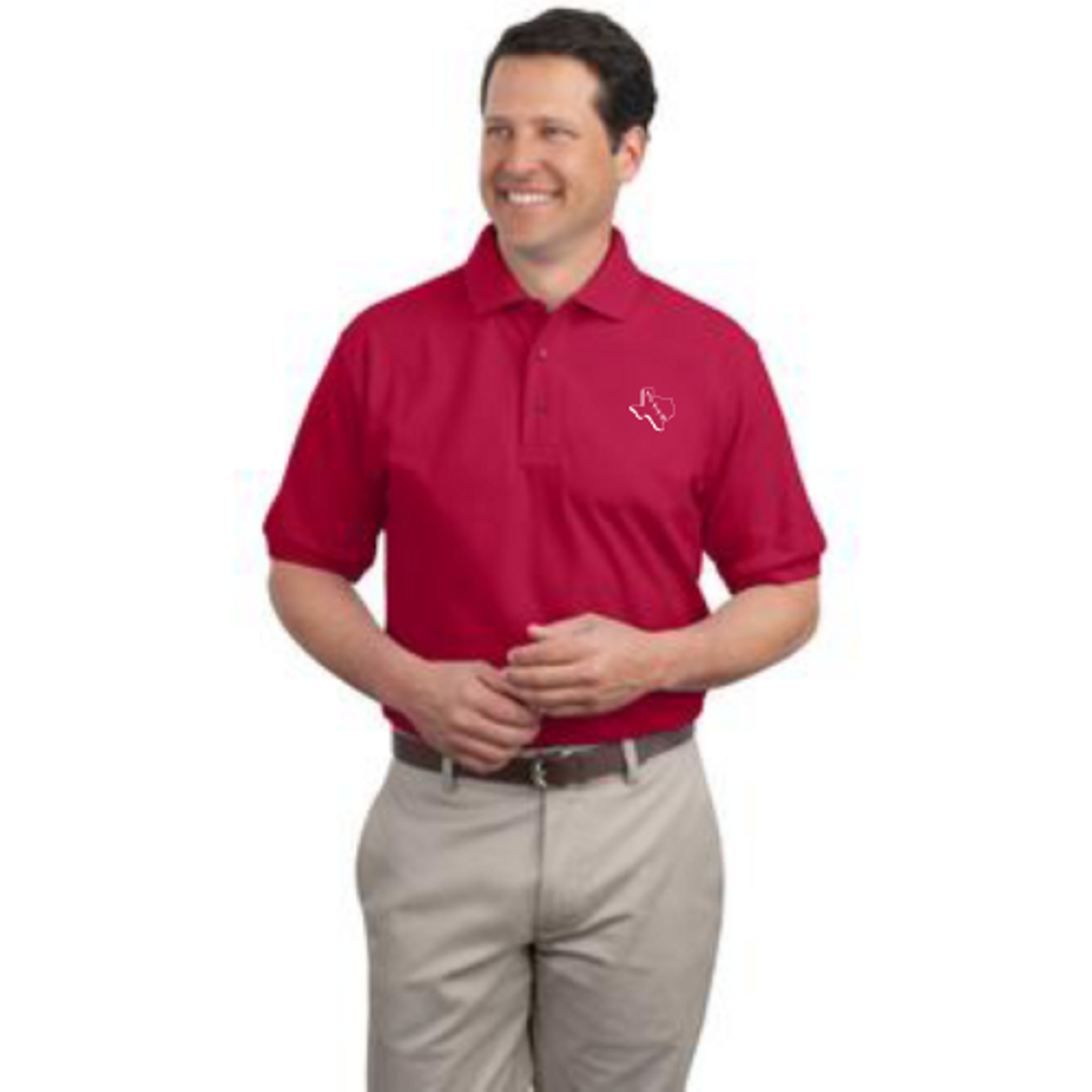ATSSB Men's Performance Polo