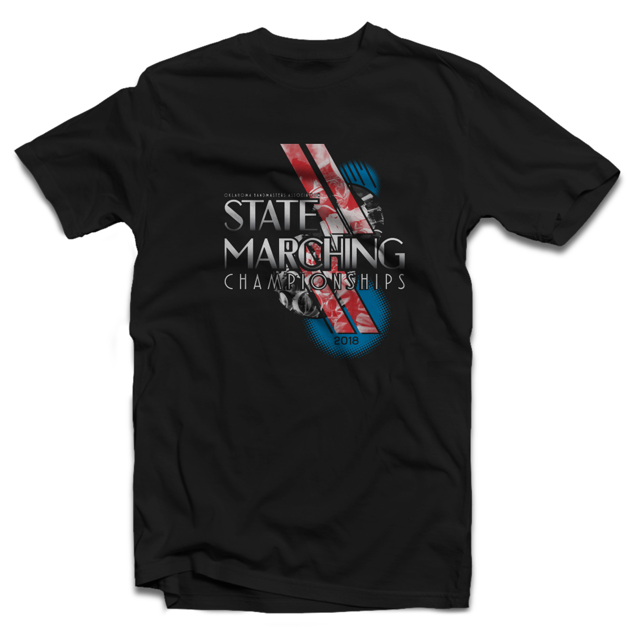 2018 OBA State Marching Band Championships Event Apparel