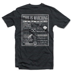 This is Marching T-shirt