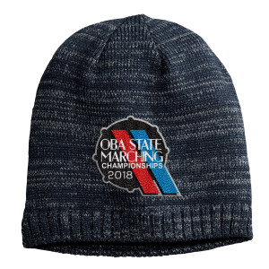 2018 OBA State Marching Band Championships Event Beanie