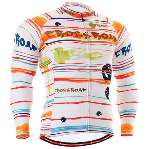 fixgear jersey cycling colorful shirts