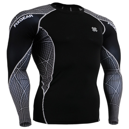 Under garments base layer black unique shirts