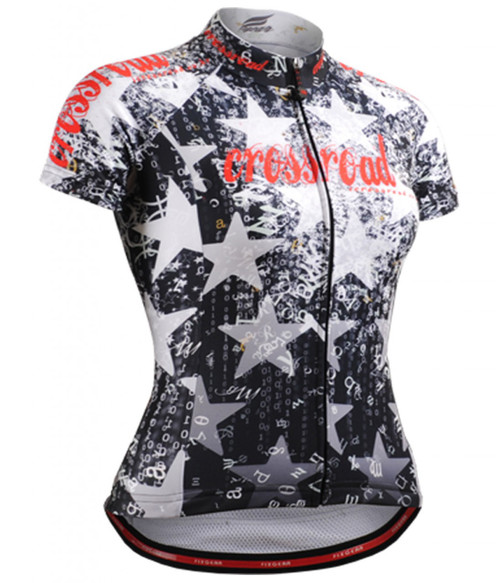 Fixgear women's bicycle short sleeve