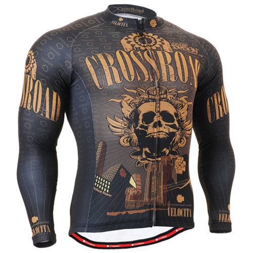 Fixgear winter thermal cycling jersey