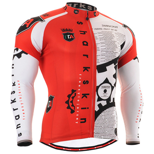 Fixgear Mens Thermal Unique Best Winter Cycling Jersey XS~2XL