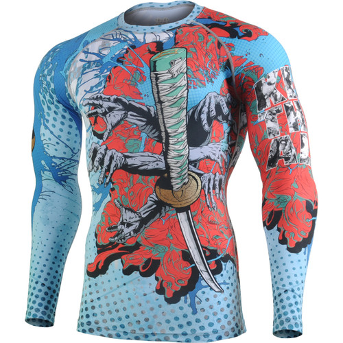 Compression Long Sleeve T Shirt
