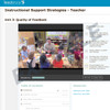 Watch video from real life classrooms.