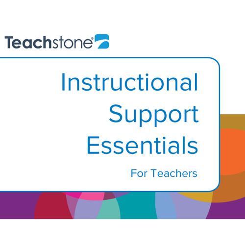 Instructional Support Essentials For Teachers Teachstone Store