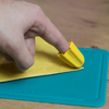 Perfect surface protector and cutting surface for Nimble.