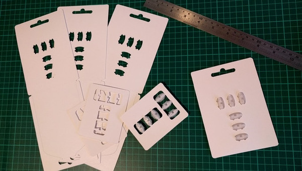 Kickstarter Update: Minor Mould Mods and More