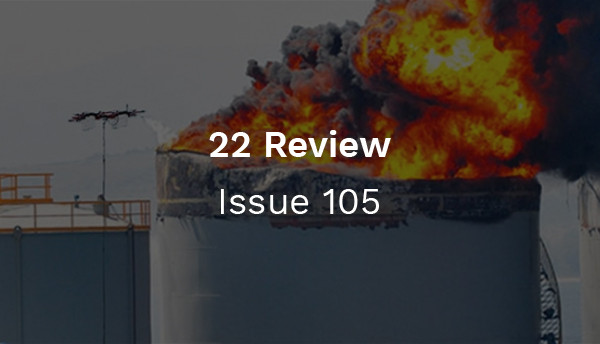 22 Review: Issue 105 - Firefighting Drones