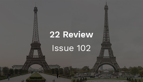 22 Review: Issue 102 - China is now copying WHOLE CITIES